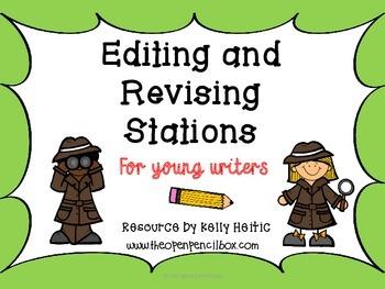 Editing and Revising Stations