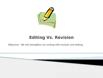 Editing and Revision Tips for Creative Writing