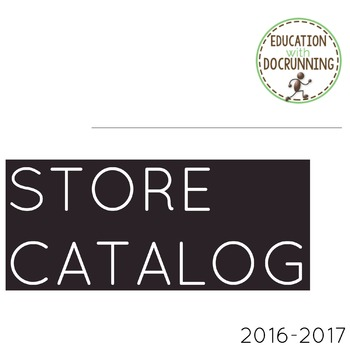 Education with DocRunning Store Catalog