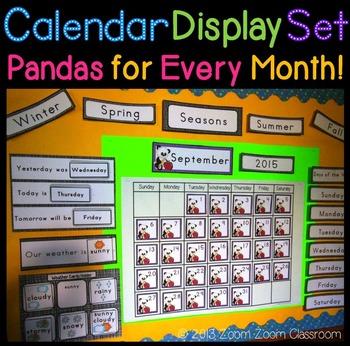 calendar-skills {panda theme}
