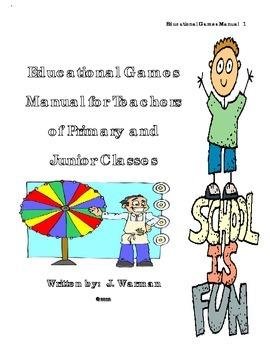 Educational Games Manual