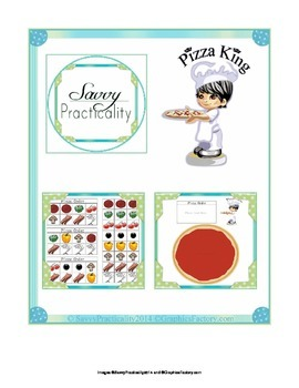 Educational Math Game, The Pizza King