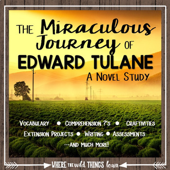 Edward Tulane {Novel Study}