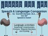 Edward the Emu: Speech and Language Companion