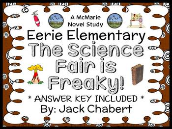 Eerie Elementary: The Science Fair is Freaky! (Chabert) No