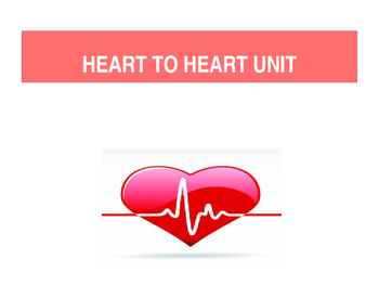 Effect of Exercise on Heart Rate Powerpoint