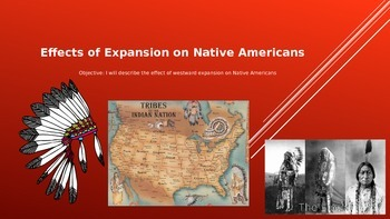Effects of Expansion on Native Americans