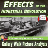 Effects of the Industrial Revolution PICTURE ANALYSIS (Wor
