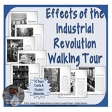 Effects of the Industrial Revolution Placard or Group Activity