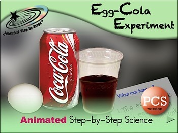 Egg-Cola Experiment - Animated Step-by-Step Science PCS