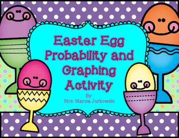 Easter Egg Probability, Data Collection, Graphing Spring M
