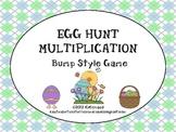 Egg Hunt Multiplication Bump Style Game