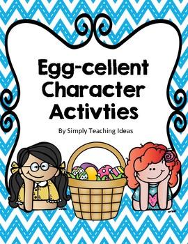 Egg-cellent character activities