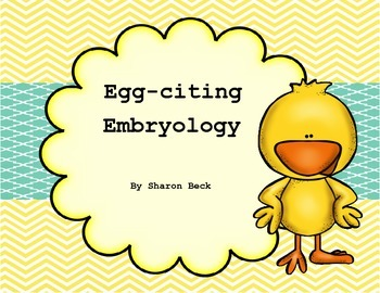 """Egg-citing Embryology Life Science Unit"
