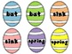 Egg-citing words with multiple meanings