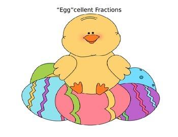 """""""Egg""""cellent Fractions"""