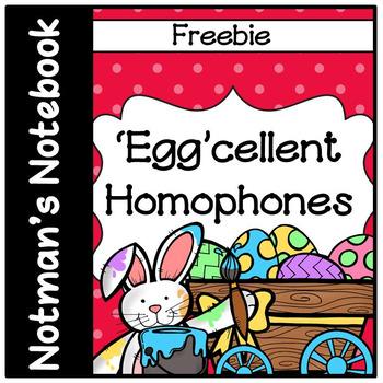 'Egg'cellent Homophones