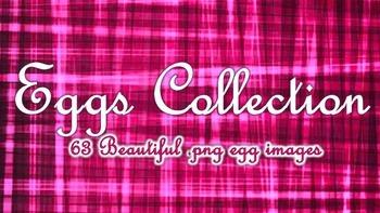 Eggs Clip Art Collection