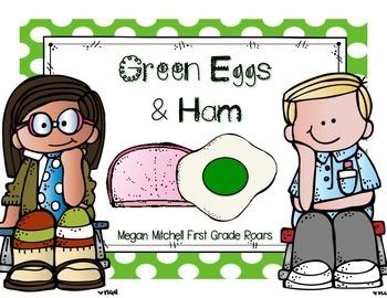 Eggs and Ham Freebie!