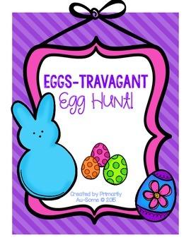 Eggs-travagant Egg Hunt