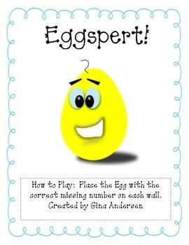 Eggspert-Number Order to 10