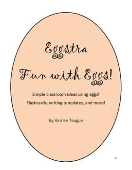Eggstra Fun with Eggs FREEBIE