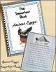Egypt Ancient Civilizations Travel Brochure & Important Bo