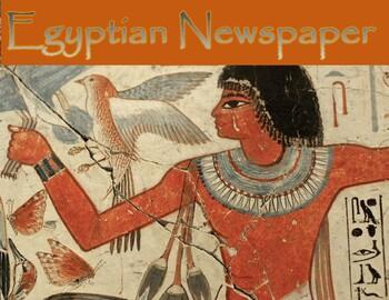 Egypt: Newspaper