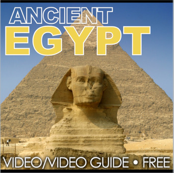 Ancient Egypt Video Questions - Youtube Video Link Include