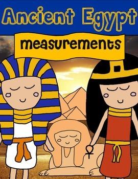 Egypt: Egyptian Measurements
