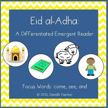 Eid al-Adha: An Emergent Reader with Differentiated Word Work