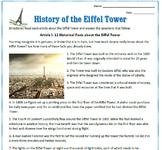 Eiffel Tower Emergency Sub Plan