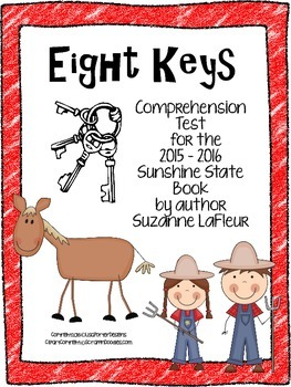 Eight Keys - Comprehension Test