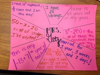 Eight Math Things!