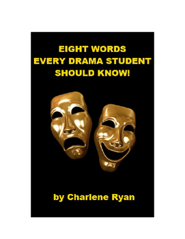 Eight Words Every Drama Student Should Know