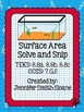 Eighth Grade Solve and Snips Bundle