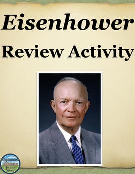 President Eisenhower Timeline Review