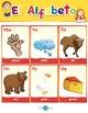 Spanish Alfabeto Song -  Flashcards