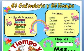 El Calendario y El Tiempo