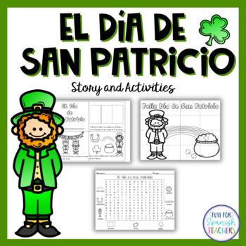 El Día de San Patricio {Activity Set}