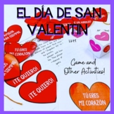 El Día de San Valentín {Activity Set}