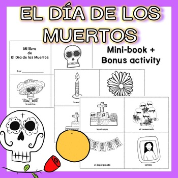 El Día de los Muertos {Mini-Book}