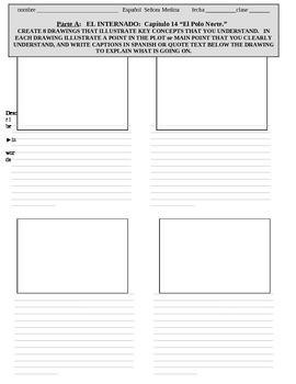 El INTERNADO/TEM2/14: El Polo Norte(homework)