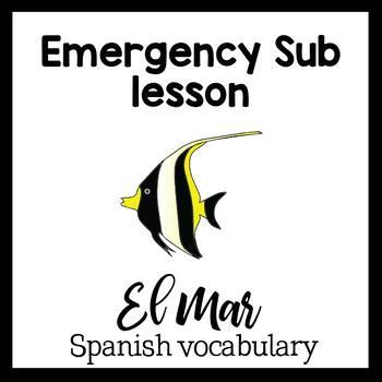 El Mar Emergency Substitute Packet