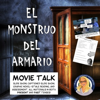 El Monstruo del Armario Reading/Movie Talk