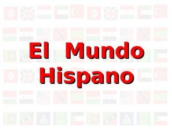 El Mundo Hispano  (The Spanish World)
