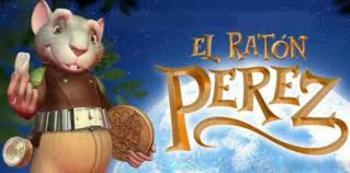 Raton Perez Spanish video movie guide worksheet