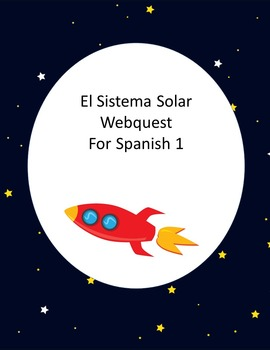 El Sistema Solar Webquest