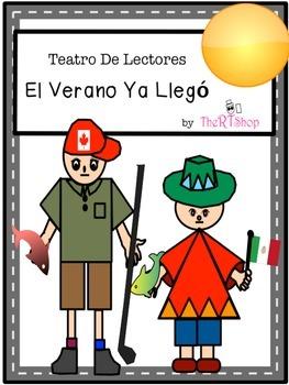 El Verano Ya Llegó  Reader's Theater Script for Intermedia