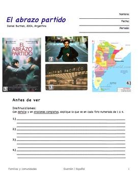 El abrazo partido | Lost Embrace | Argentina